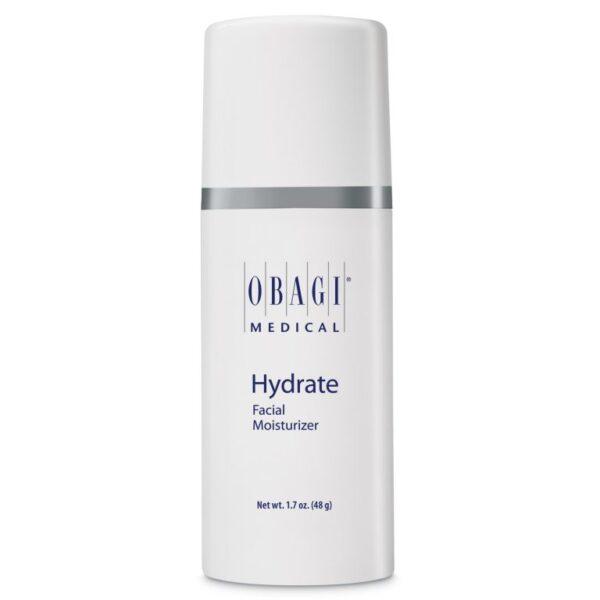 Hydrate facial moisturiser product